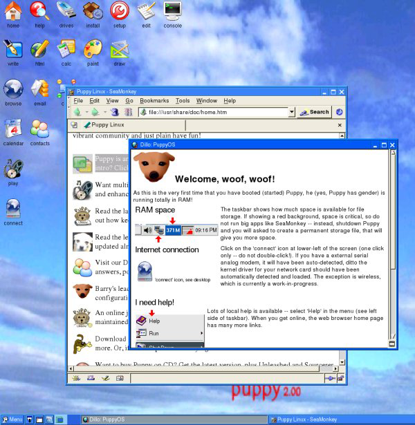 the puppy linux book v1.0